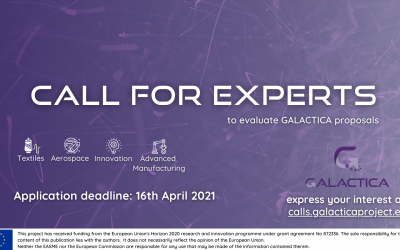 We are looking for external experts to evaluate the upcoming call for proposals!