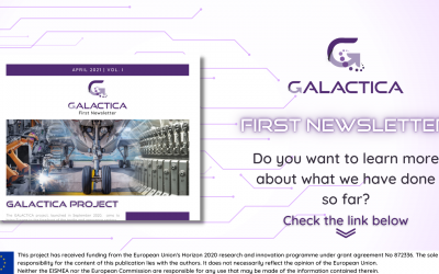 GALACTICA releases its first newsletter!