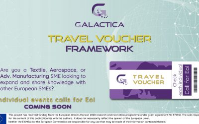 GALACTICA will shortly launch Travel vouchers!