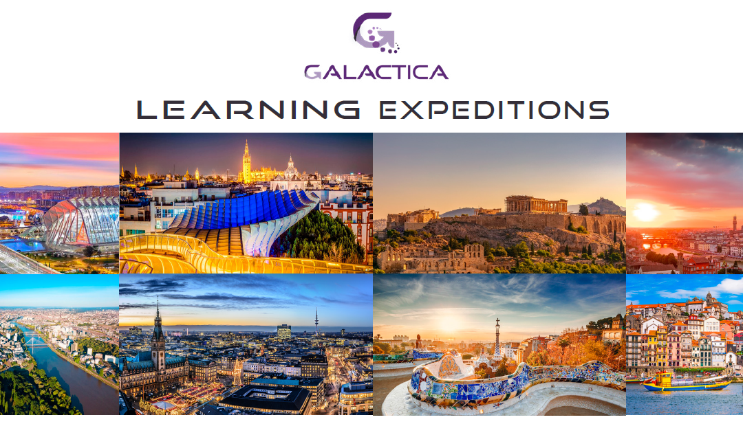All learning expeditions are open! Register now!