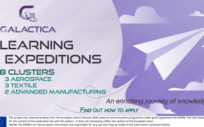 GALACTICA launches 8 Learning expeditions during Fall 2021 – Apply for a travel voucher!