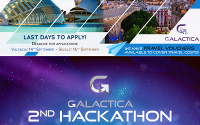Don't miss Galactica's activities this Fall!