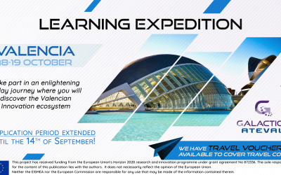 Travel vouchers deadline extended to apply to Valencia's Learning Expedition!
