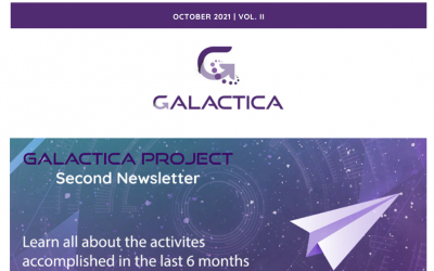 GALACTICA releases its second newsletter