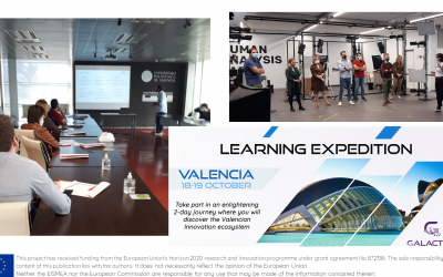 GALACTICA has held its first learning expedition in Valencia